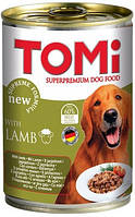 001462 TOMi Dog Lamb с ягненком, 1,2 кг
