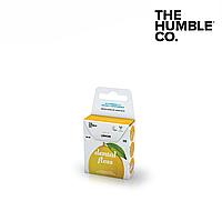 Зубная нить-флосс The Humble Co (лимон), 50 м