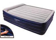 Велюр кровать со встроенным насосом BESTWAY 67528