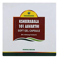 Кшірабала 101 Нагарджуна 100 кап., Ksheerabala 101 Nagarjuna, Кширабала 101 Нагарджуна, для суглобів та