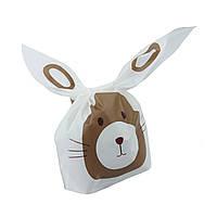 Подарочный пакет с ушками 20 шт, крот (54870002)