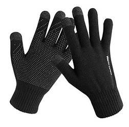 Сенсорные перчатки, черные (54660001)