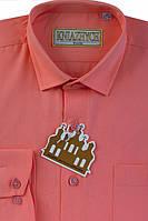 Рубашка детская Kniazhych модель Salmon Rose