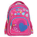 Рюкзак школьный ZZ-01 Сolourful spots 556807 Smart, фото 3