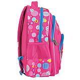 Рюкзак школьный ZZ-01 Сolourful spots 556807 Smart, фото 4