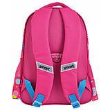 Рюкзак школьный ZZ-01 Сolourful spots 556807 Smart, фото 5