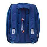 Рюкзак школьный-каркасный T-60 Azure 557285 Yes, фото 2