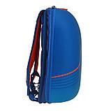 Рюкзак школьный-каркасный T-60 Azure 557285 Yes, фото 3