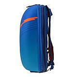 Рюкзак школьный-каркасный T-60 Azure 557285 Yes, фото 5