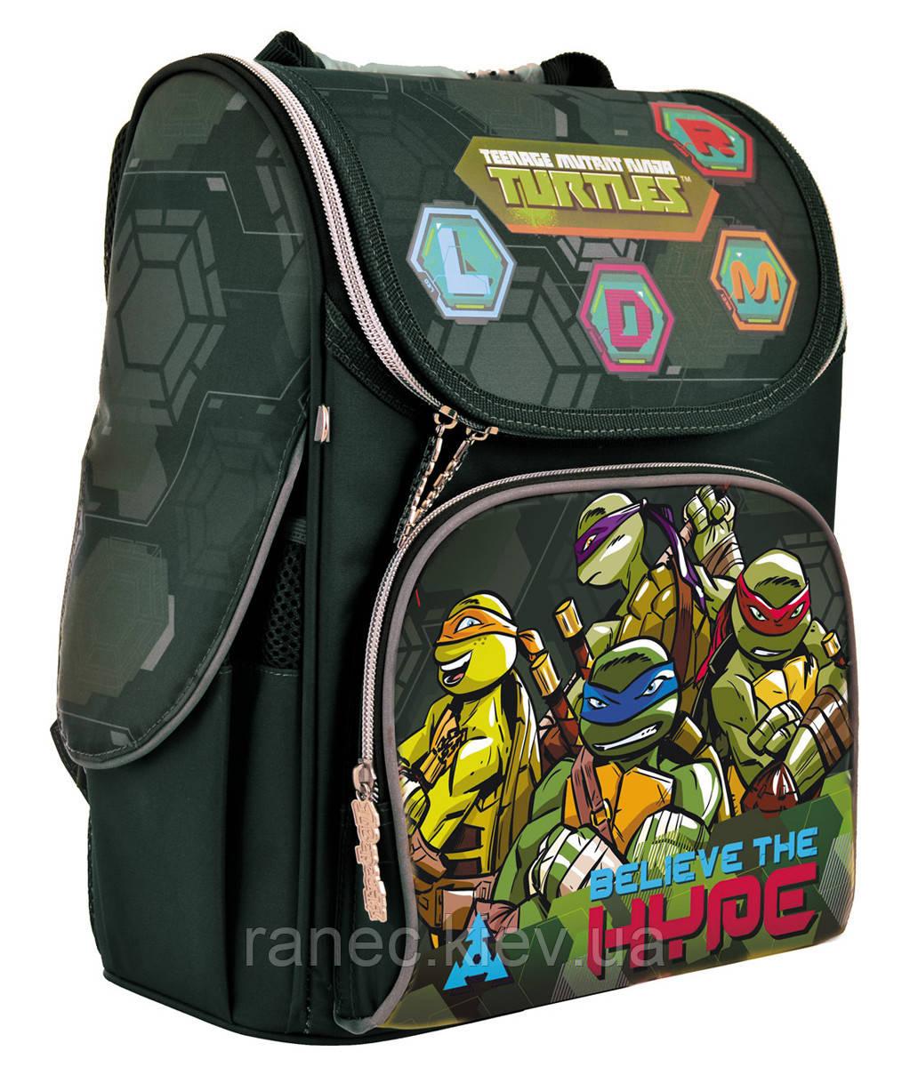 Рюкзак школьный каркасный H-11 Tmnt 556157 1 Вересня
