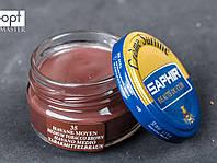 Увлажняющий крем для обуви Saphir Creme Surfine, цв. средний табак (35), 50 мл