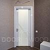 Межкомнатные двери Белый глянец Stick 1.2.1, фото 3