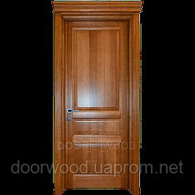 Межкомнатная дверь Old Town 5.1 с карнизом