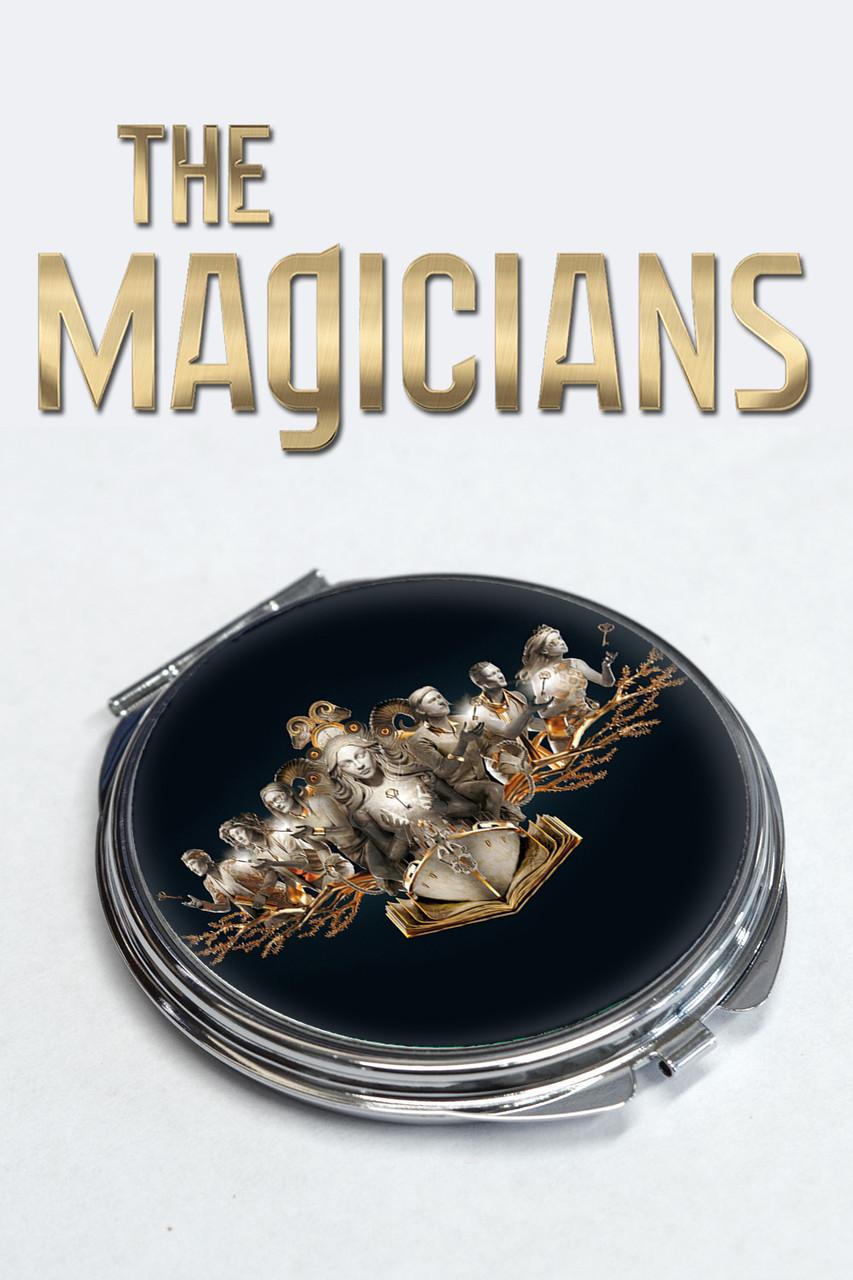Зеркало Волшебники черное