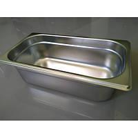Гастроёмкость  нержавеющая сталь без ручек GN 2/3 h-20 мм Brillis