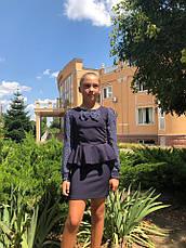 Платье подростковое ткань мадонна 146-158 см, фото 2