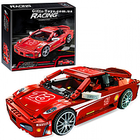 "Конструктор Decool 8613 ""Феррари F430"" (аналог Lego Racers 8143) 512 деталей"