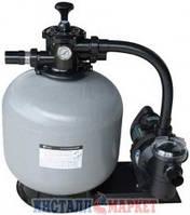 Фильтрационная установка 3.5 м3/ч с насосом FSP300-ST20 с верхним подключением Emaux