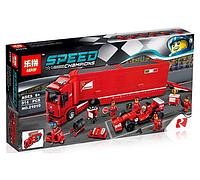 "Конструктор Lepin 21010 (Аналог Lego Speed Champions 75913) ""F14 T И SCUDERIA FERRARI"" 914 деталей, фото 1"