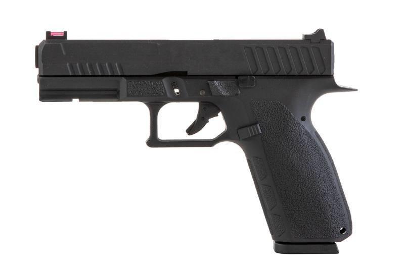 Страйкбольный пистолет KP-13.CO2 - Black [KJ WORKS] (для страйкбола)