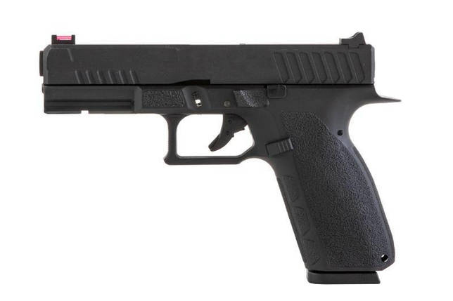 Страйкбольный пистолет KP-13.CO2 - Black [KJ WORKS] (для страйкбола), фото 2