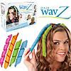 Волшебные Спиральные Бигуди Hair Wavz Хейр Вейвз Для Длинных Волос 50 см 18 шт, фото 4