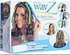 Волшебные Спиральные Бигуди Hair Wavz Хейр Вейвз Для Длинных Волос 50 см 18 шт, фото 5