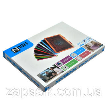 Подставка Охлаждающая Для Ноутбука N 191