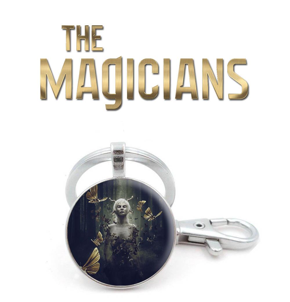 Брелок Волшебники с магическим существом из Филери