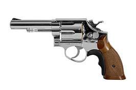 Страйкбольный револьвер HG-131C-1 - Silver [HFC] (для страйкбола)