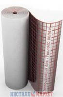 Полотно фольгированное с разметкой для теплого пола (вспененный полиэтилен) 2 мм