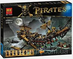 "Конструктор Bela 10680 (Аналог Lego Pirates of the Caribbean 71042) ""Безмолвная Мэри"" 2324 деталей"