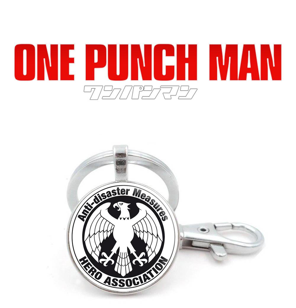 Брелок One Punch-Man Hero Association