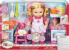 Кукла пупс Маленькая мама Пекарь Little Mommy Bake with Me Baby born, фото 5