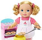 Кукла пупс Маленькая мама Пекарь Little Mommy Bake with Me Baby born, фото 6