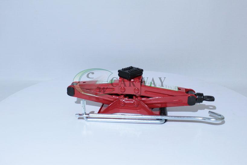 Домкрат механічний 1 т (ромб) 110-330 мм (2,15 кг) з гумкою CWSJ 100 CARWAY