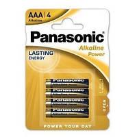 Батарейки Panasonic (Панасоник) Alkaline Power AAA
