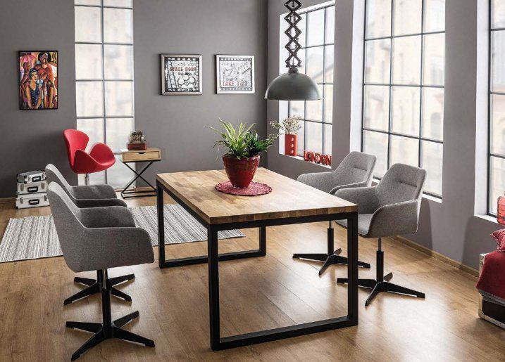 Обідній стіл в стилі LOFT (Table - 319)