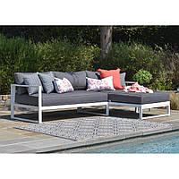 Угловой диван в стиле LOFT (Sofa - 57)
