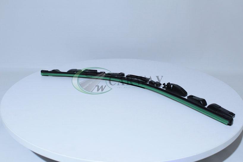 Щетка стеклоочистителя бескаркасная универсальная (650мм) SUPREME (+10 адаптеров) CWMW-26 CARWAY