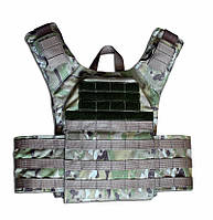 Бронежилет Plate Carrier Multicam.