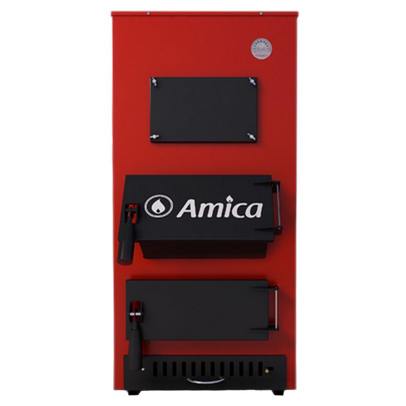 Универсальные твердотопливные котлы Amica Solid 30 кВт (Польша)