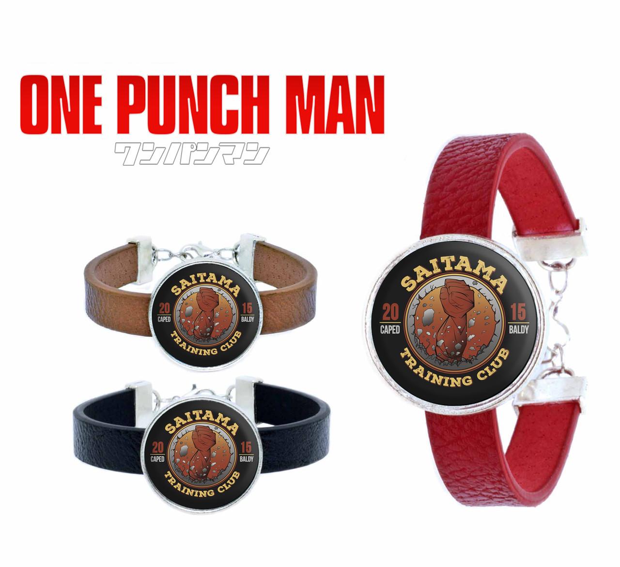 Браслет One Punch-Man с надписью