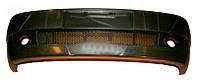 Бампер передний для Chery Amulet (дорестайл) 2003 - 2010, под круглые п/тум., без шины (Tempest, 015 0098 902C)
