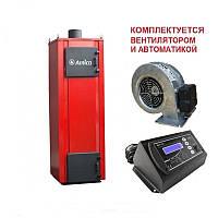 Твердотопливные котлы длительного горения Amica Time 20 кВт (Польша)