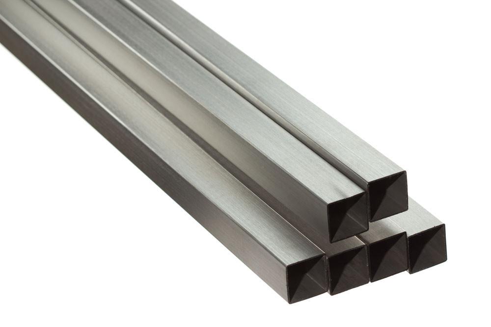 Труба 17х17х1,0 сварная стальная квадратная