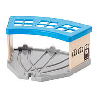 Ангар IKEA LILLABO для железной дороги Blue (703.201.02)