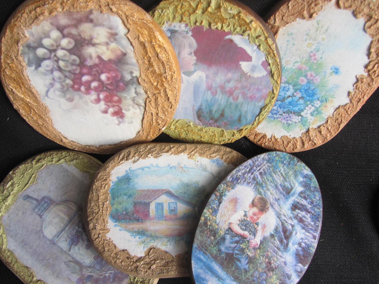 Распродажа! Картинки деревянные ручной работы (декупаж), 17,5х12,5 см,25\20 (цена за 1 шт.+5 грн)