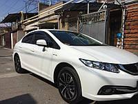 Дефлектора окон (ветровики) Honda Civic IX Sd 2011