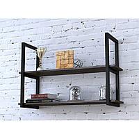 Кофейный Журнальный столик в стиле LOFT (Table - 836)